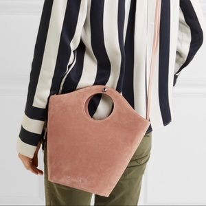 Elizabeth and James small tote